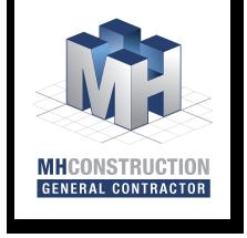 MH Construction Logo